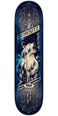 Real Busenitz Fight or Flight Skateboard Deck - Multi - 8.38in x 32.43in