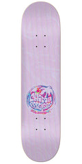 Real Chima Slickadelic Iced Skateboard Deck - Pink - 8.06in x 31.91in