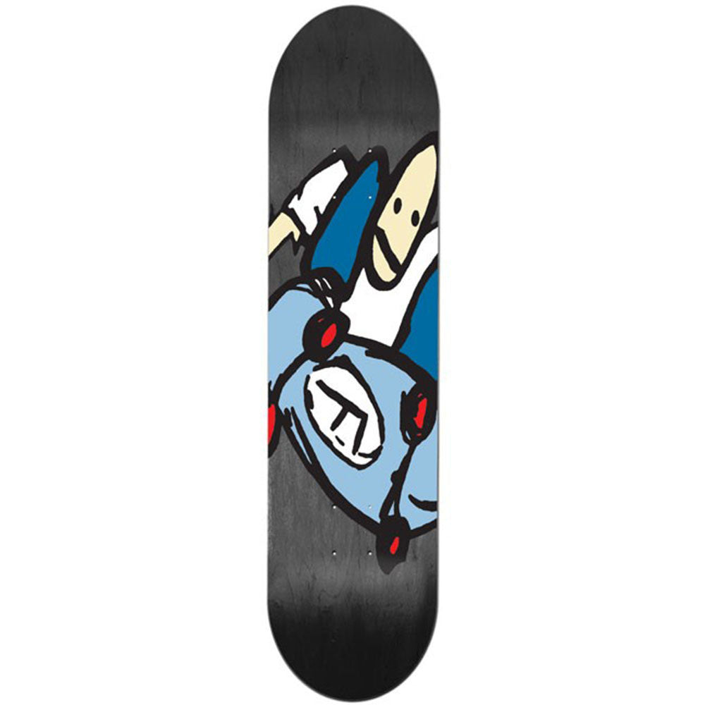 Foundation Skater Skateboard Deck - Assorted - 8.25