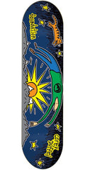 Foundation Duffel Black Sails Skateboard Deck - Multi - 8.25in