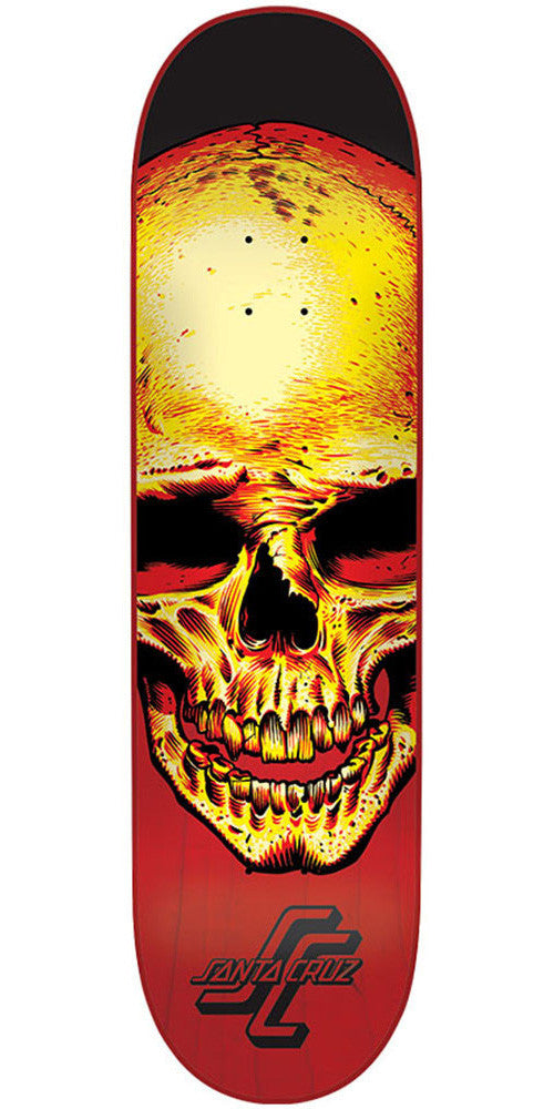 Santa Cruz Deadpool II Skateboard Deck - Red - 31.9in x 8.2in