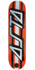 Santa Cruz Asta Strip Pro Skateboard Deck - Orange - 8in x 31.6in