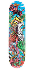 Santa Cruz Asta True Story Skateboard Deck - Multi - 8.0in x 31.7in