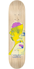 Krooked Gonz Konscious Skateboard Deck - Natural - 8.5in x 32.62in