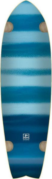 Globe Chromantic Skateboard Deck 33in - Sea
