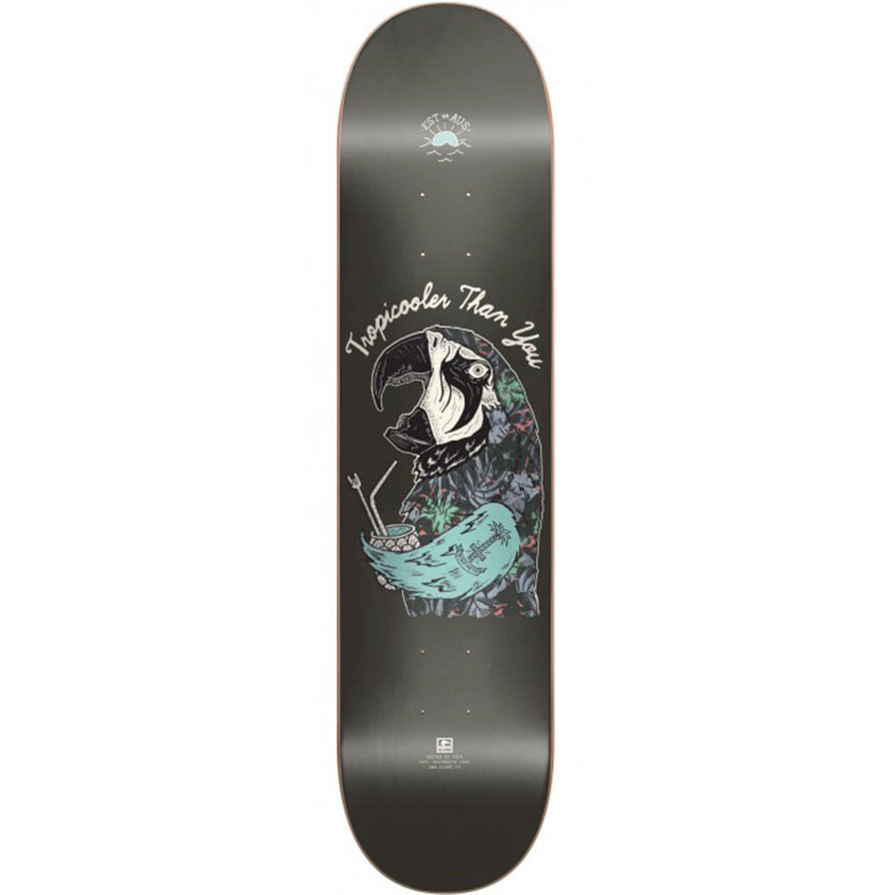 Globe Established At Sea Skateboard Deck - Parrot - 8.0in