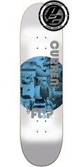 Flip Caples Insta Art Pro P2 Skateboard Deck - White - 32.0in x 8.13in