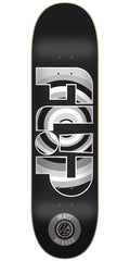 Flip Berger Target Pro P2 Skateboard Deck - Black - 8.23in x 32.15in