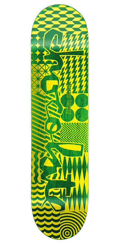 Chocolate Tershy Modern Chunk Skateboard Deck - Assorted - 8.5in