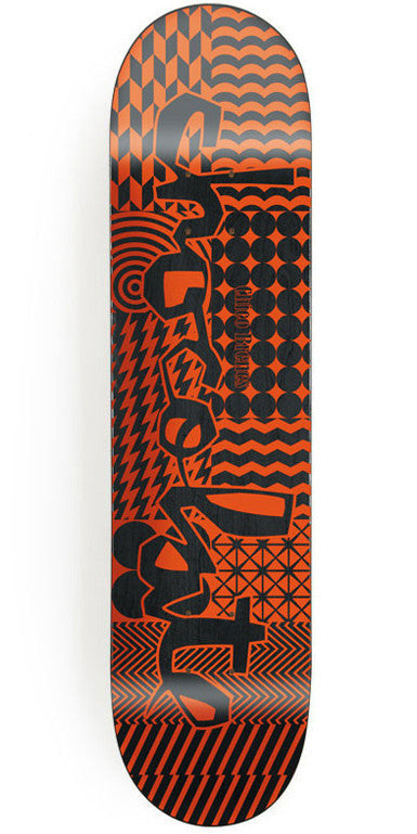 Chocolate Brenes Modern Chunk Skateboard Deck - Assorted - 8.0in