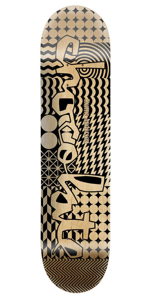Chocolate Anderson Modern Chunk Skateboard Deck - Assorted - 8.125in