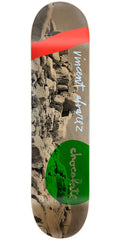 Chocolate Alvarez High Desert Skateboard Deck - Natural - 8.25in x 32.0in