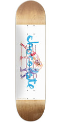 Chocolate Berle Tradiciones Skateboard Deck - Natural/White - 8.375in x 31.75in