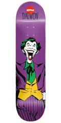 Almost Daewon Song Joker R7 Skateboard Deck - Purple - 8.25