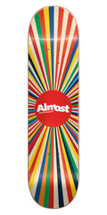 Almost Color Wheel Skateboard Deck - Natural - 7.5