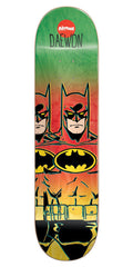 Almost Daewon Song Batman Fade R7 Skateboard Deck - Multi - 7.75