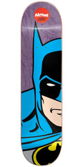 Almost Cooper Wilt Superhero Splitface R7 Skateboard Deck - Purple - 8.0in