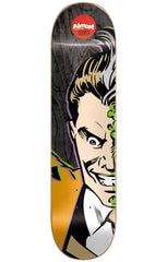 Almost Cooper Wilt Two-Face Split Face R7 Skateboard Deck - Black - 8.0in
