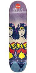 Almost Chris Haslam Wonder Woman Fade R7 Skateboard Deck - Multi - 7.75in