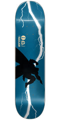 Almost Chris Haslam Batman Dark Knight Returns Skateboard Deck - Blue - 8.25in