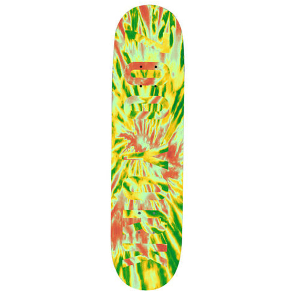 Zoo York A-Delic #1 Skateboard Deck - Multi - 8.25