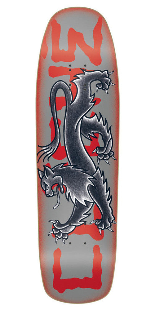 Cliche Lyon by Dressen R7 Skateboard Deck - Multi - 9.0in