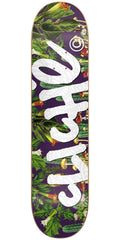 Cliche Handwritten Psyche HYB Skateboard Deck - Multi - 8.0in