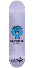Cliche JB Gillet Mr. Men R7 Skateboard Deck - Purple - 8.0in