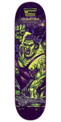 Creature Creaturemania Graham Skateboard Deck - Purple - 33.0in x 9.0in