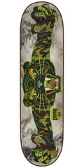 Creature Partanen Venom Stitches Pro Skateboard Deck - Camo - 31.9in x 8.2in