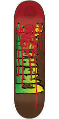 Creature Good Times Team MD Skateboard Deck - Brown - 31.6in x 8.0in