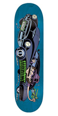 Creature Bagge It Navarette Pro Skateboard Deck - Blue - 32.5in x 8.8in