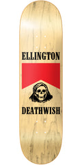 Deathwish Ellington Flavour Country Skateboard Deck - 8.75in - Natural
