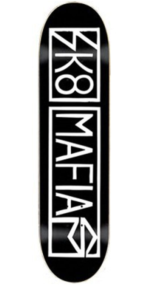 Sk8mafia Sesh Skateboard Deck - Black - 8.0in