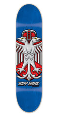 Birdhouse Hawk Eagle Shield Skateboard Deck 7.75 - Navy