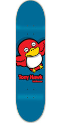 Birdhouse Tony Hawk Bird Skateboard Deck - Blue/Red - 7.75