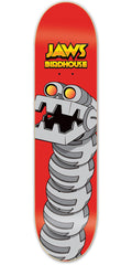 Birdhouse Jaws Robo Snake Skateboard Deck - Red - 8.25
