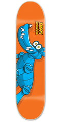 Birdhouse Toon Jaws Skateboard Deck - Orange - 8.25