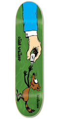 Birdhouse Walker Feaster Skateboard Deck - Green - 8.3