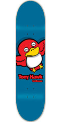 Birdhouse Toon Hawk Skateboard Deck - Blue - 8.0