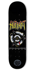Stereo Slaytero Skateboard Deck - Black - 8.0