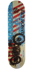 Stereo Jason Lee Americana Skateboard Deck - Multi - 8.12in