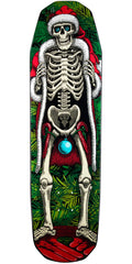 Powell Peralta Holiday 2014 Skateboard Deck - Green/Red - 8.75in x 32.0in