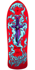 Powell Peralta Bones Brigade Tommy Guerrero 6th Series Reissue Skateboard Deck - Red - 9.75in x 30.4in