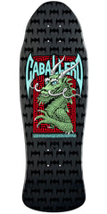 Powell Peralta Caballero Street Skateboard Deck - Silver - 9.625in x 29.75in