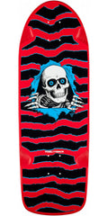 Powell Peralta OG Ripper 2 Skateboard Deck - Red- 10in x 31in