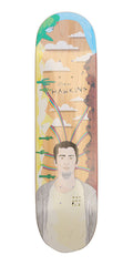 Ramshakle Hawkins Rainbow Skateboard Deck - Multi - 8.125