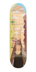 Ramshakle Hawkins Home Skateboard Deck - Multi - 8.125