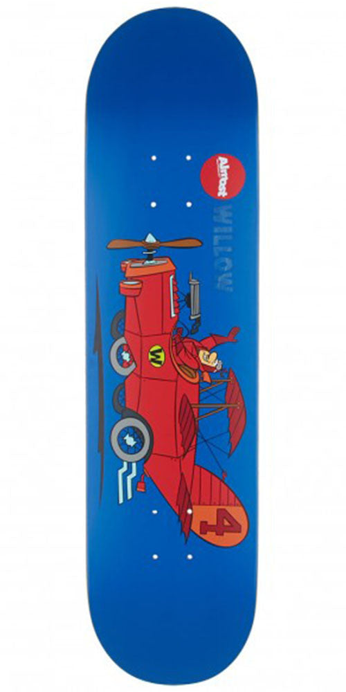Almost willow wacky races impact light skateboard deck blue 80 almost willow wacky races impact light skateboard deck blue 80in aloadofball Choice Image