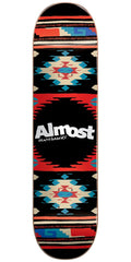 Almost Aztek HYB Skateboard Deck - Night - 8.0in